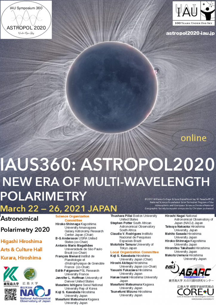 IAUS 360 ASTROPOL2020